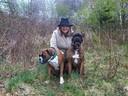 Karin & dogs