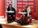 Buchpräsentation, Buchhandlung Moser, Graz, 22. Mai 2013, Moderation: Nina Koren (Kleine Zeitung)